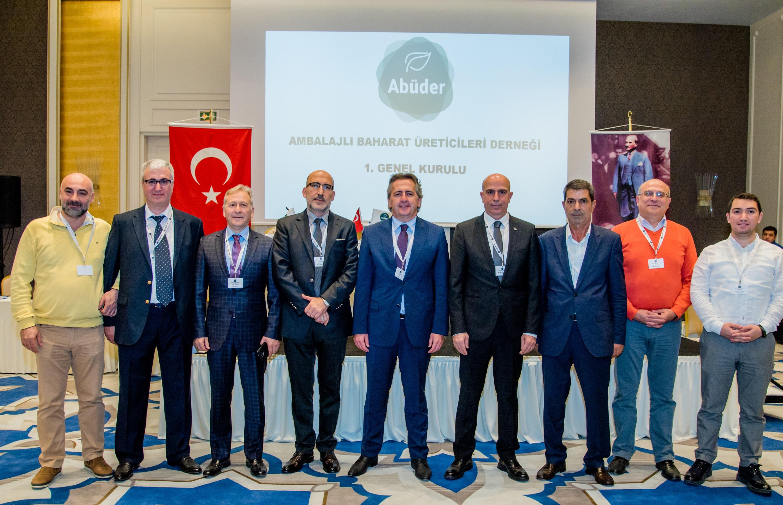 ABÜDER 1. Genel Kurul Toplantısı 19 Kasım 2019 tarihinde yapıldı